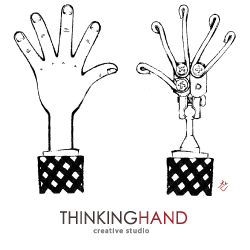 Thinking Hand Studio Logo