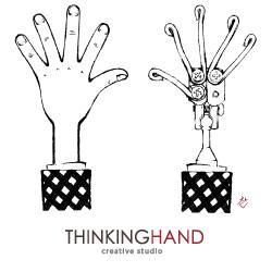 Thinking Hand Studio Logo