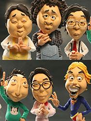 김우찬 감독이 참여한 무한도전 클레이 애니메이션